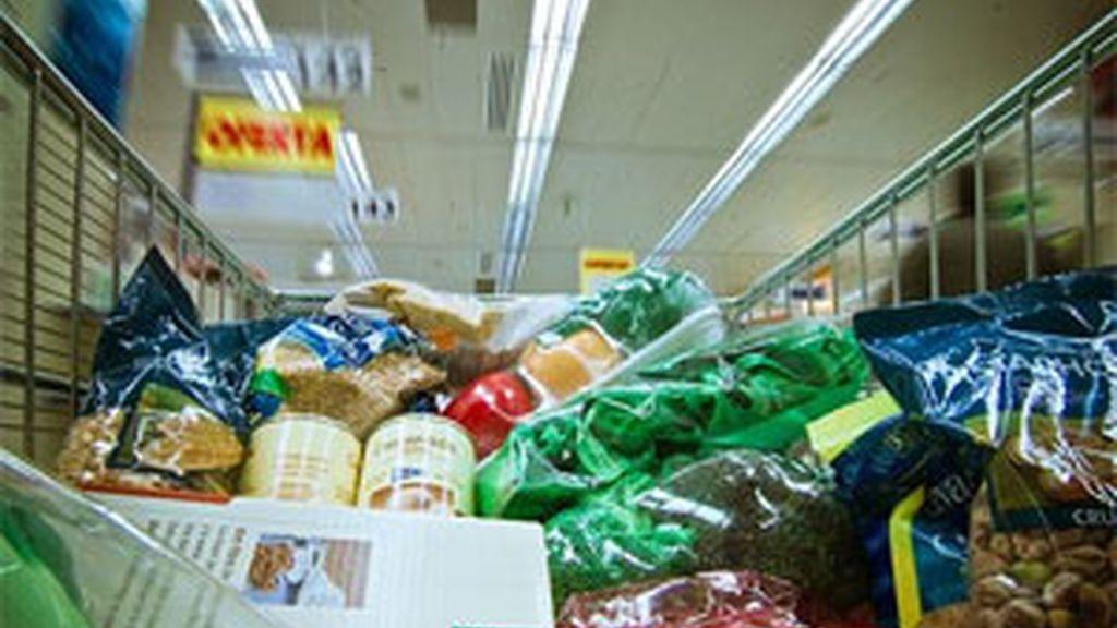 Actualmente existe una aplicación desigual de este impuesto dependiendo del alimento. Vídeo: Informativos Telecinco.