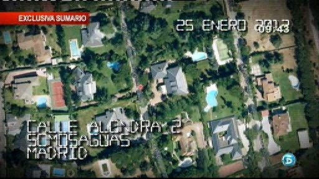 ¿Qué encontró la policía en casa de los Ruiz Mateos?