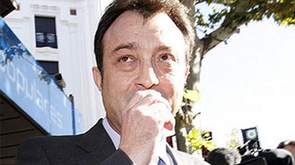 Manuel Cobo en una imagen de archivo. Foto: EFE