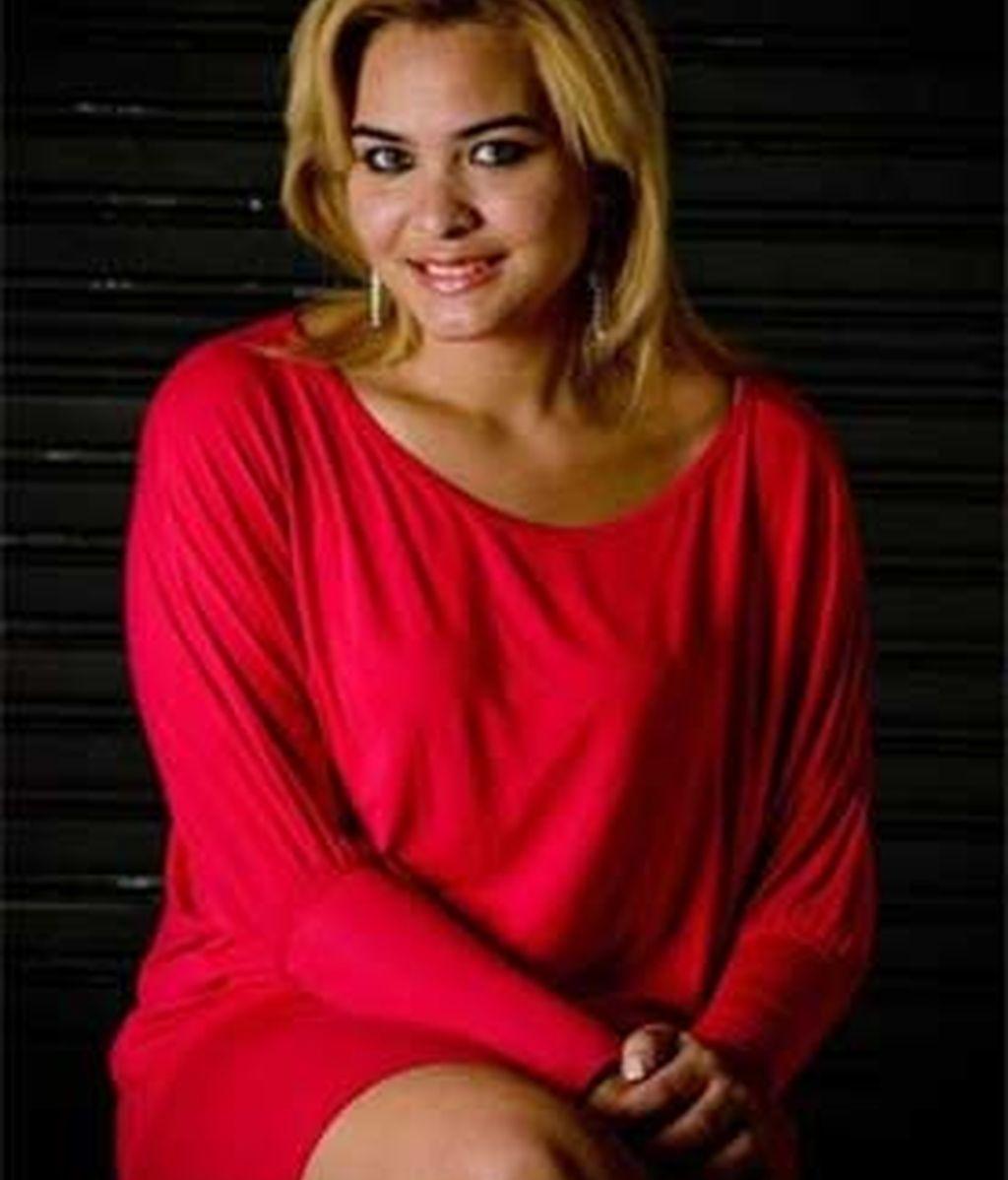 Geisy Arruda, de 20 años, fue agredida y expulsada cuando llevaba puesto el vestido de la imagen. Vídeo: Informativos Telecinco
