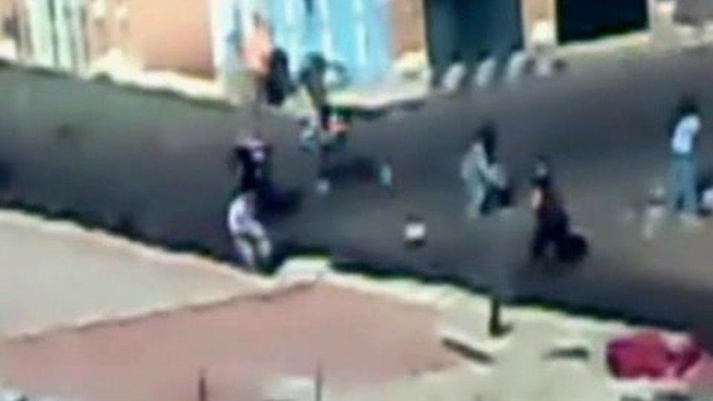 Nuevos vídeos del ataque en El Aaiún