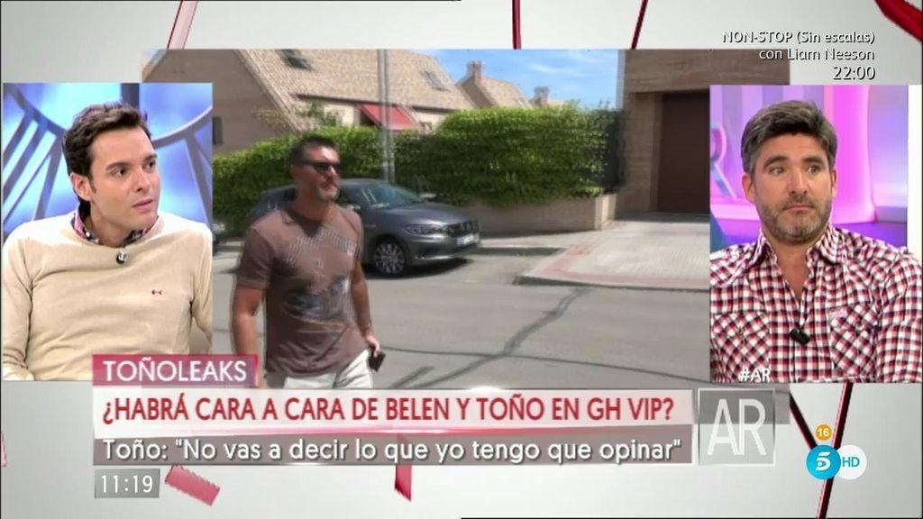 """Toño Sanchís: """"Yo estaré aquí por Belén, pero ella por tener una hija con un torero"""""""
