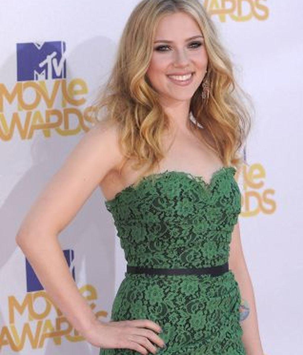 Scarlett Johansson, hoy