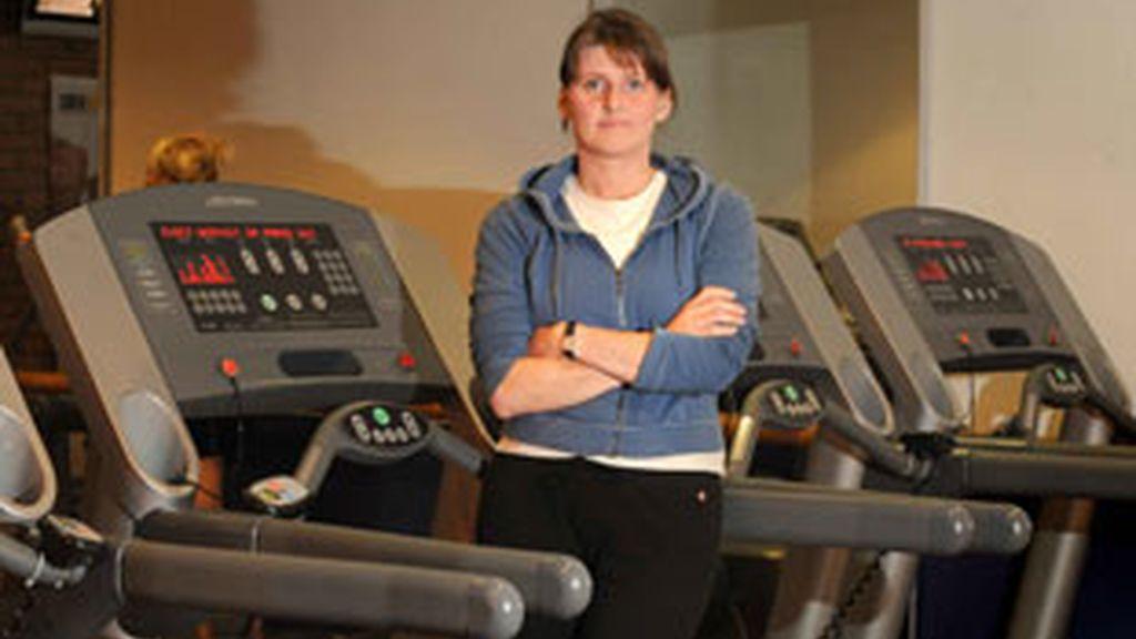 Una extraña enfermedad le impide hacer cualquier ejercicio o esfuerzo físico. Foto: Iberpress