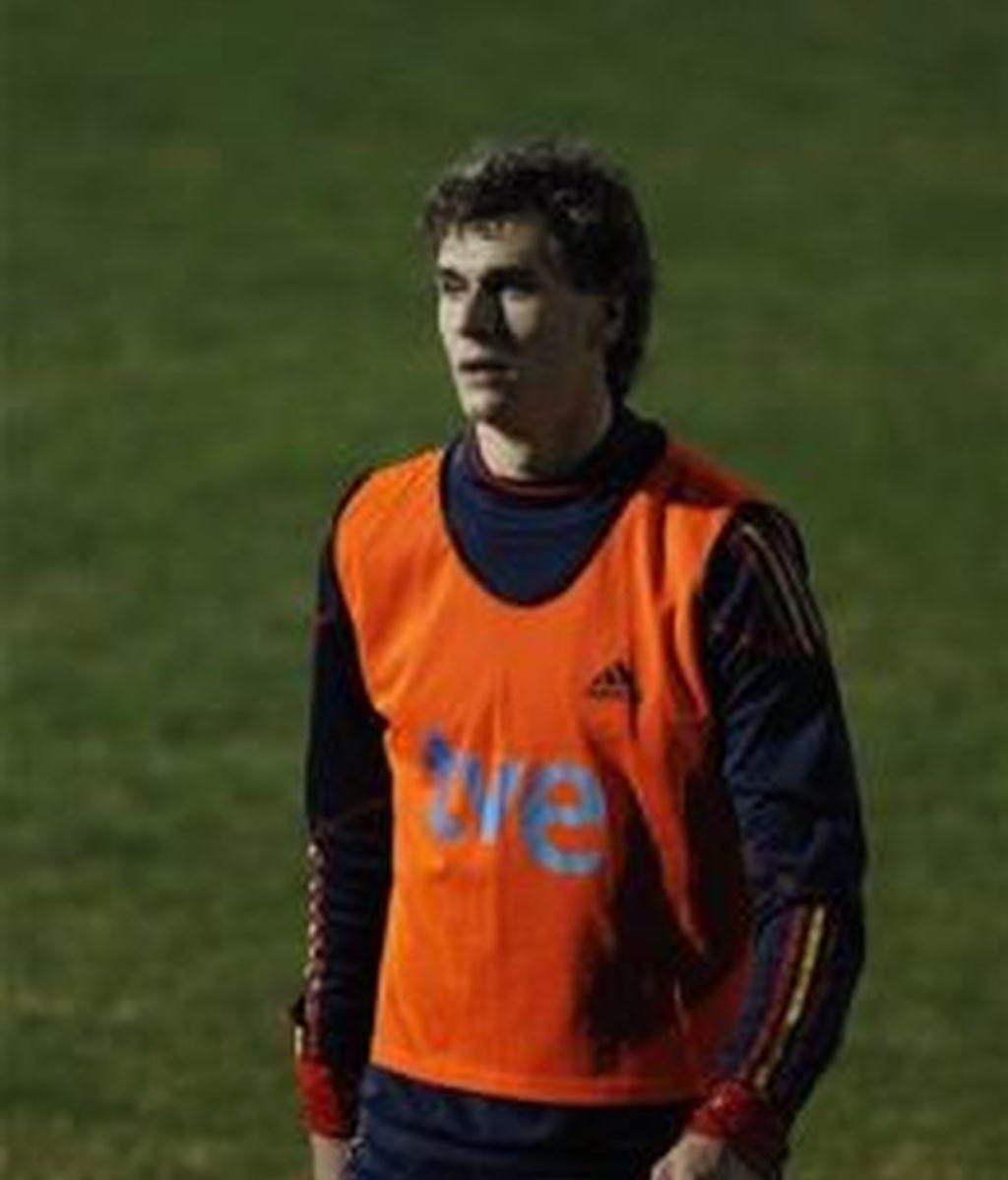 Fernando Llorente puede empezar de inicio. Foto: AP