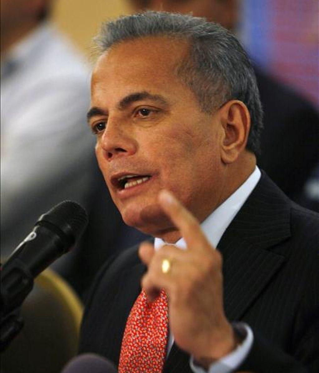 Rosales fue imputado por la Fiscalía el 11 de diciembre de 2008 con base en un informe del 19 de julio de 2007 de la Contraloría General. EFE/Archivo