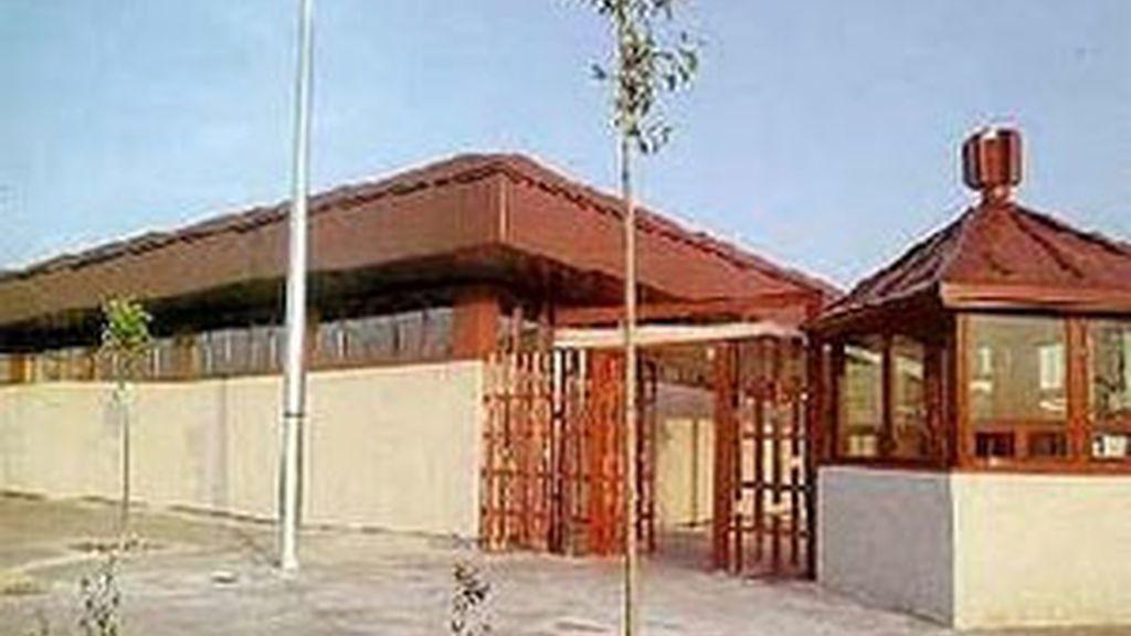 Imagen de archivo de la cárcel de Valdemoro. Foto: EFE.