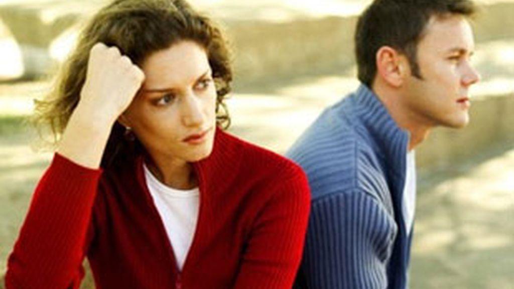 El divorcio de parejas cercanas incrementa hasta en un 75% el riesgo de fracaso de la pareja. Foto: archivo