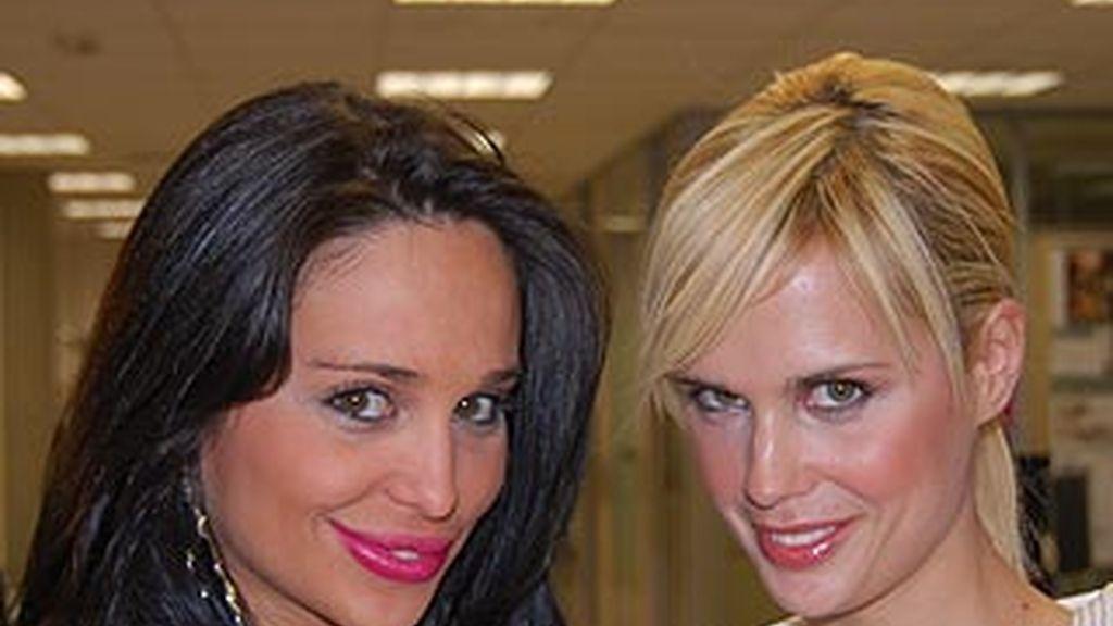 Marisa y Miriam, dos chicas potentes