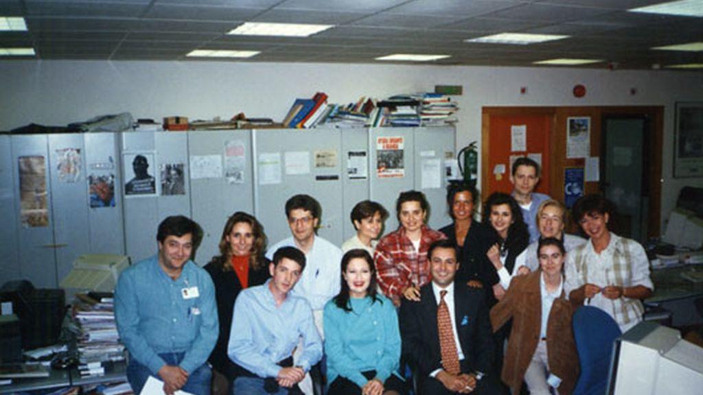 20 años de Telecinco