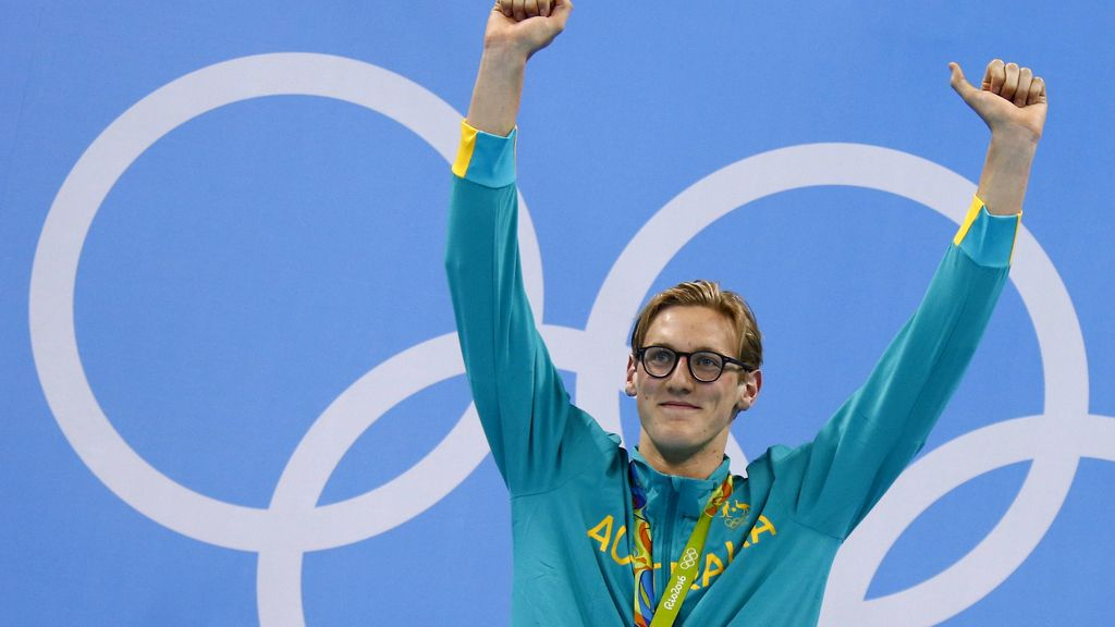Avisan a un campeón olímpico de un posible cáncer de piel al ver su lunar en televisión