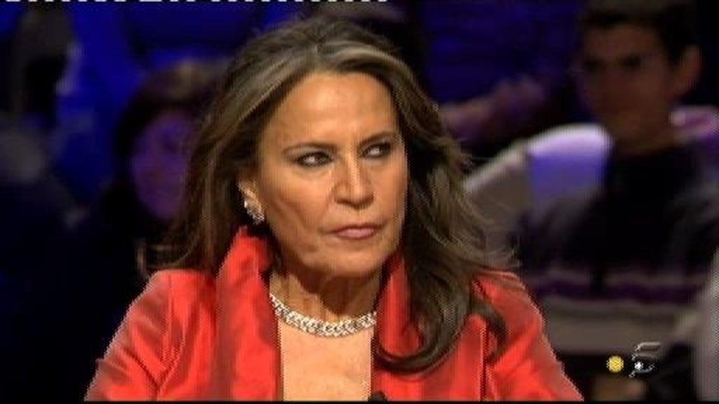 Mari Ángeles asegura que Nagore hablaba mal de Bárbara