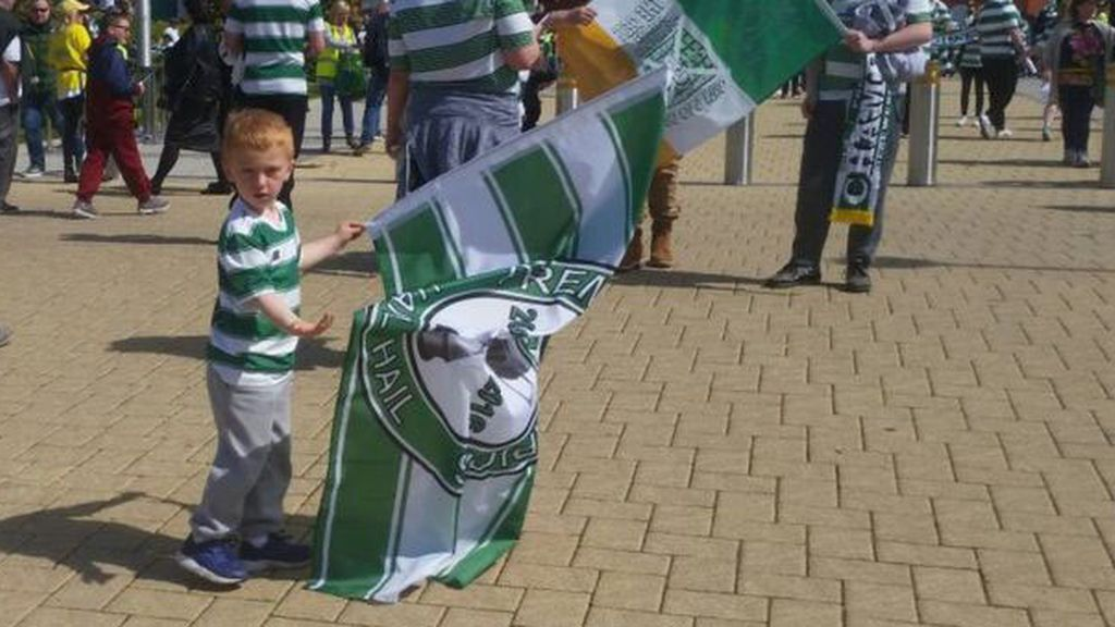Niño del Celtic