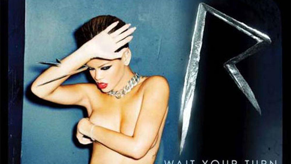 Imagen de la portada de su nuevo sencillo 'Wait Your Turn'.