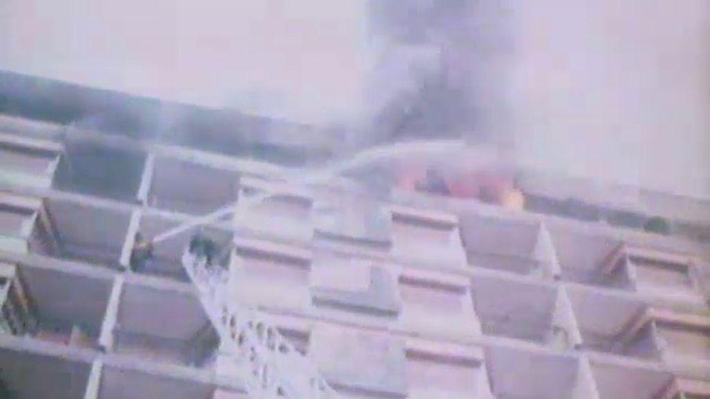 La Audiencia Nacional reabre el caso del incendio del hotel Corona de Aragón