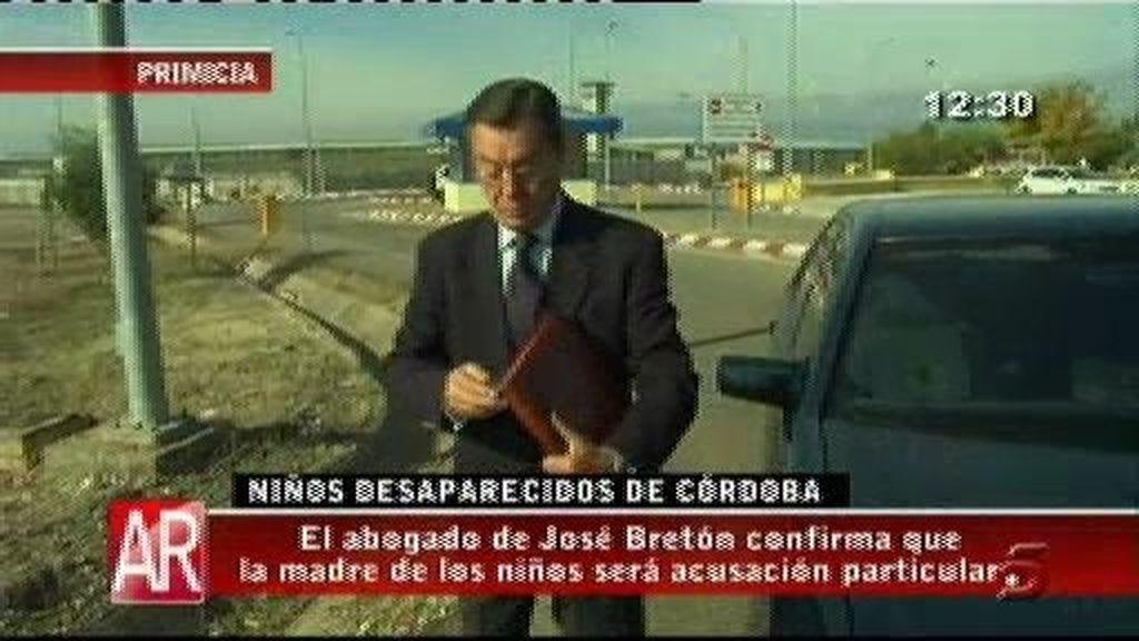 La madre de los niños de Córdoba se persona como acusación particular