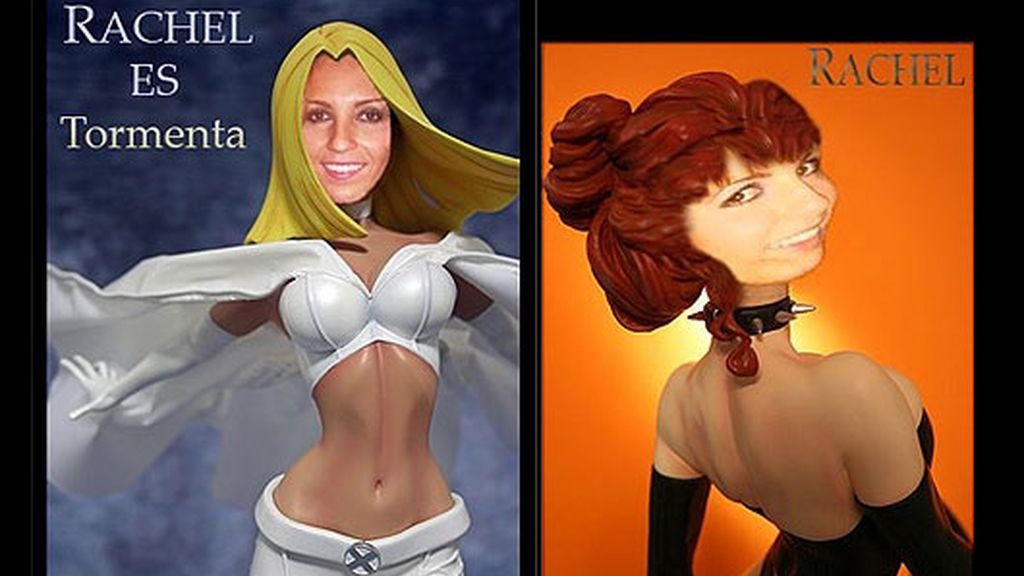Superhéroes en 'Mujeres y Hombres'