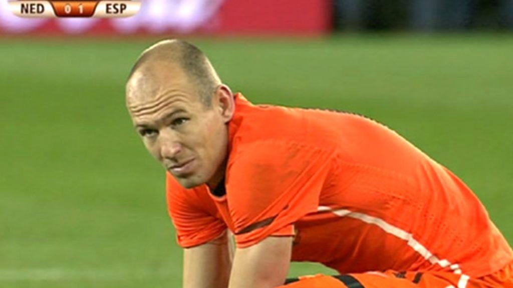 La decepción de Holanda