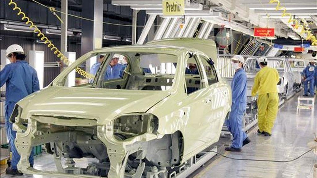 En 2008 las pérdidas del sector fueron 109 millones de dólares (97 millones de dólares estadounidenses). EFE/Archivo