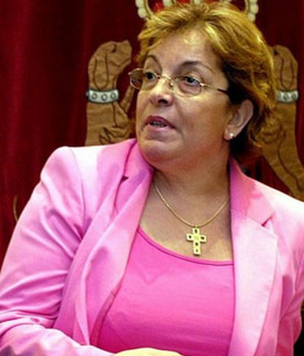 María Antonia Torres, en una imagen de archivo. Foto: C7.