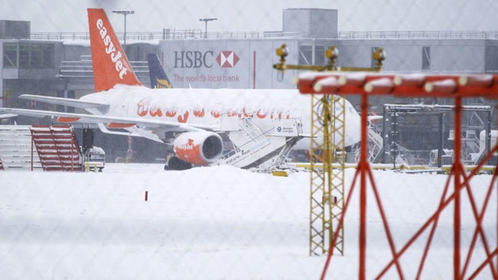 Aeropuertos cerrados