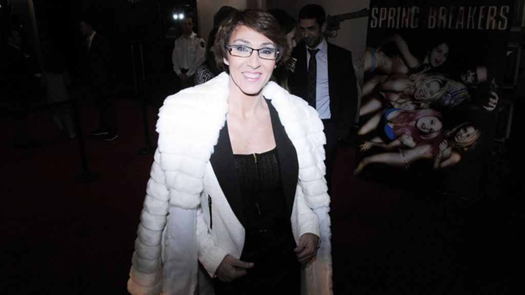 """La coreógrafa Lola González ha cambiado el chándal de """"Expedición Imposible"""" por las pieles"""