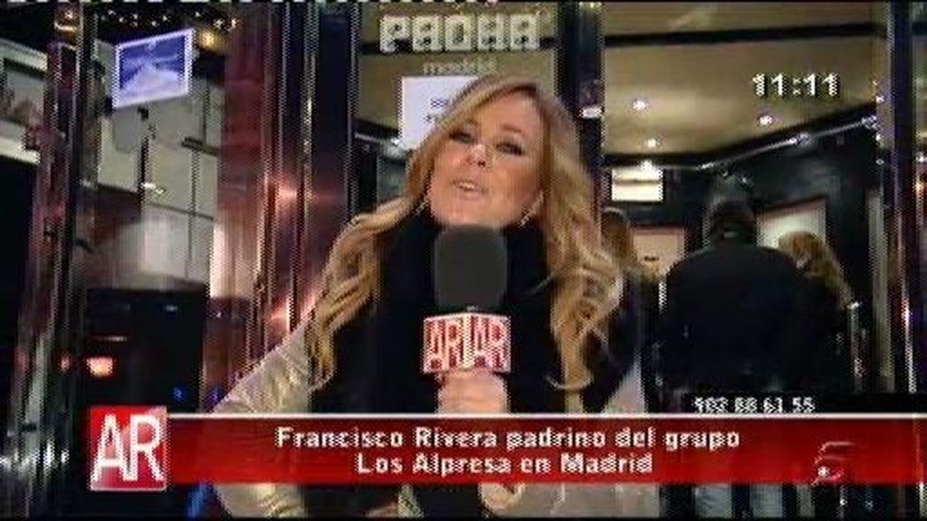 """Francisco Rivera: """"Yo no he vetado a Charo Vega"""""""