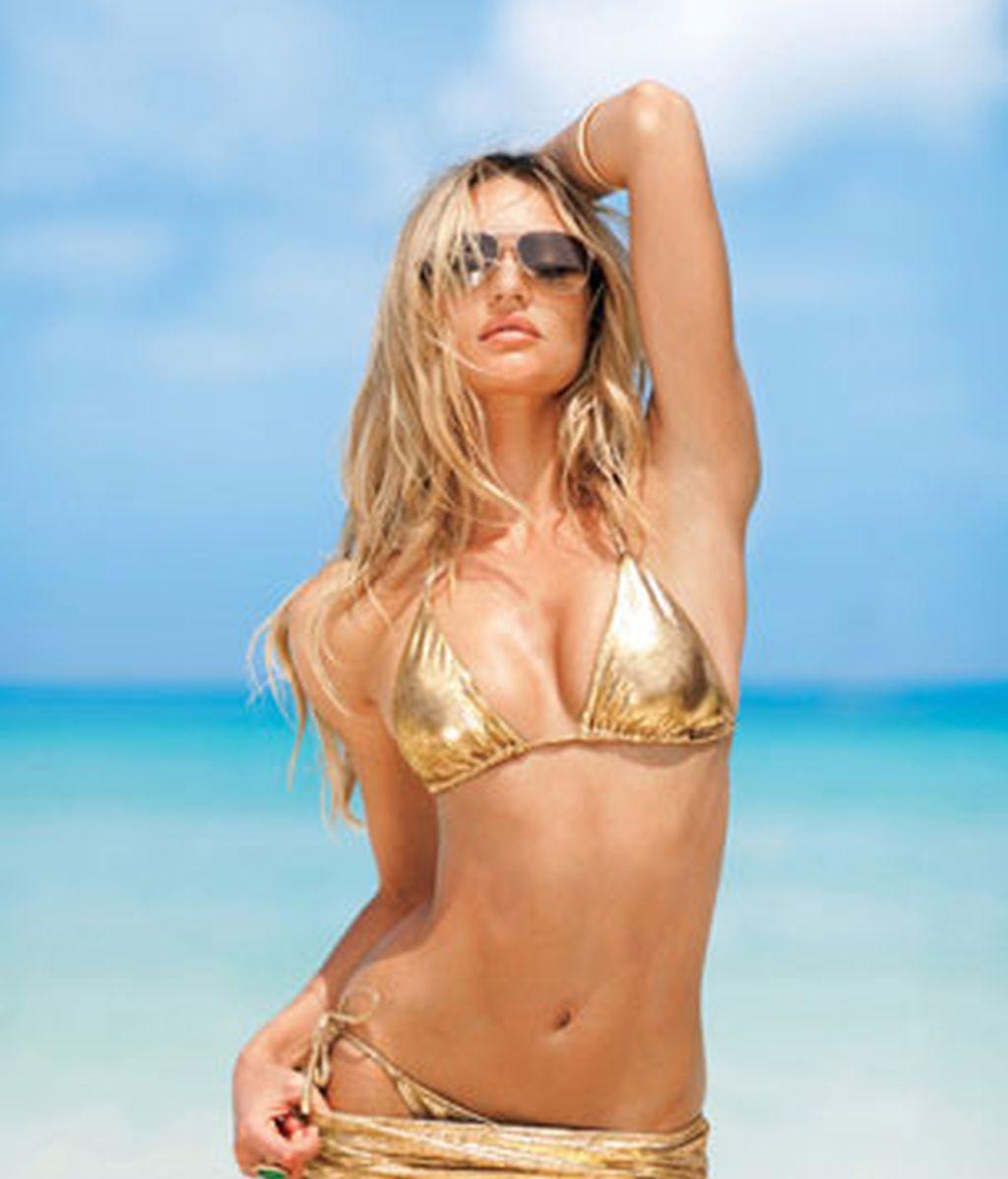 Los ángeles de Victoria's Secret ya calientan el verano de 2011