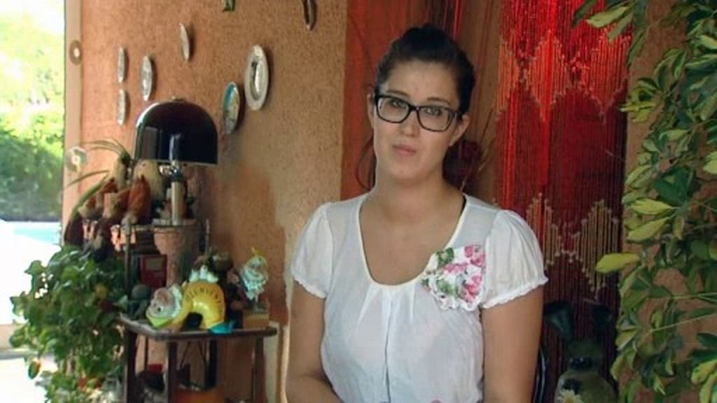 """Rebeca, la nueva chica de Víctor: """"Bin Laden era un sociópata y Bárcenas un narcisista"""""""