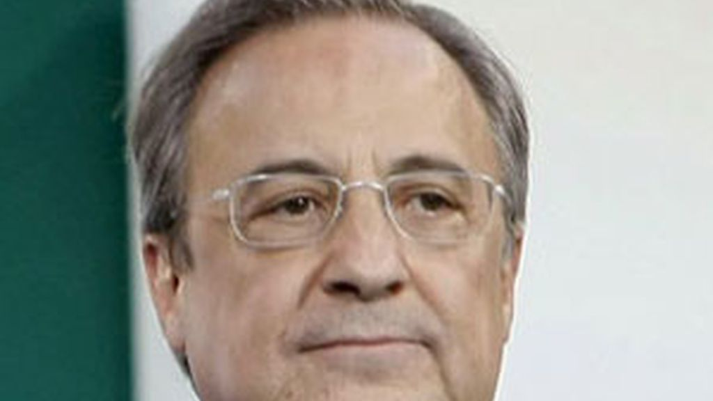 Imagen de archivo del presidente del Real Madrid, Florentino Pérez. Foto: EFE.
