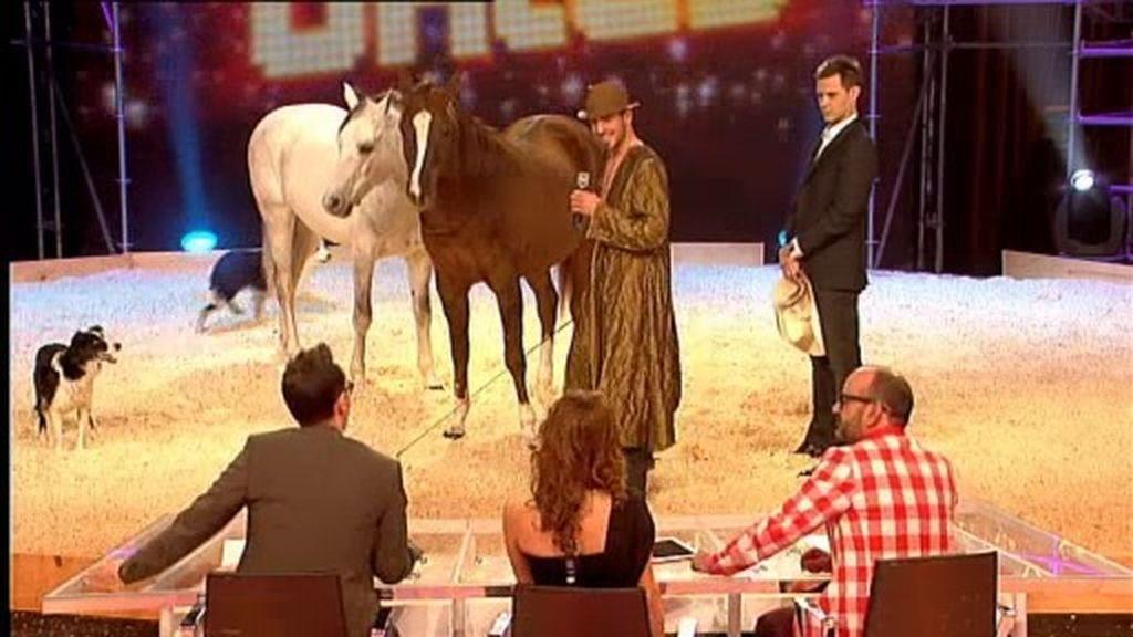 Risto, el hombre que hablaba a los caballos