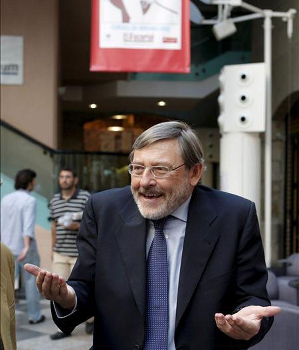 El secretario de Estado para el Deporte, Jaime Lissavetzky. EFE/Archivo