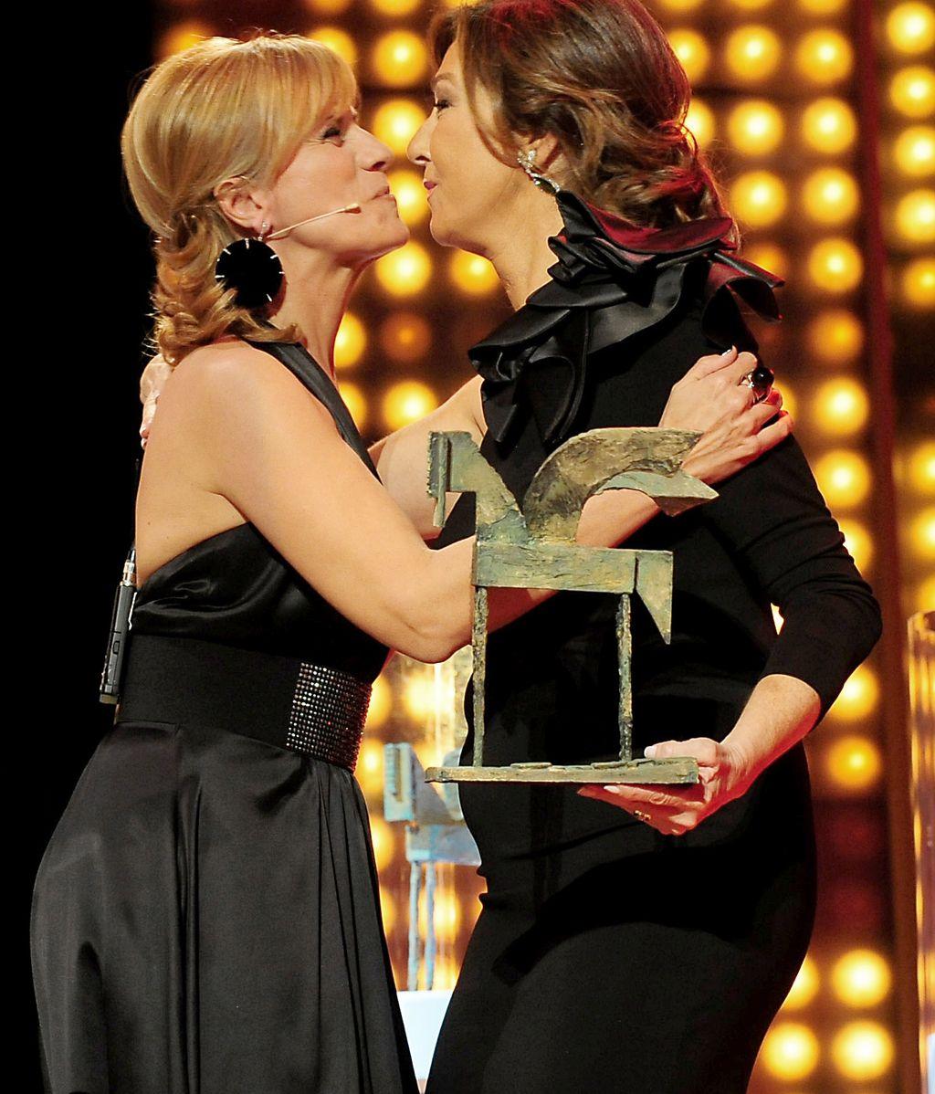 Gala de entrega de los 'Premios Ondas 2011'