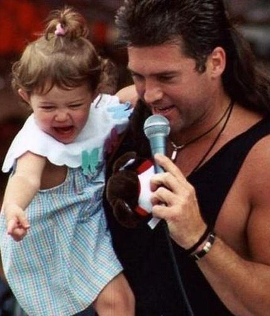 Cuando Miley Cyrus era feliz