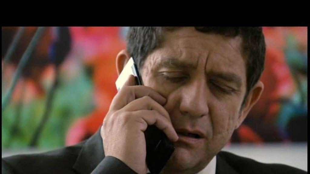 Triste llamada para Fernando