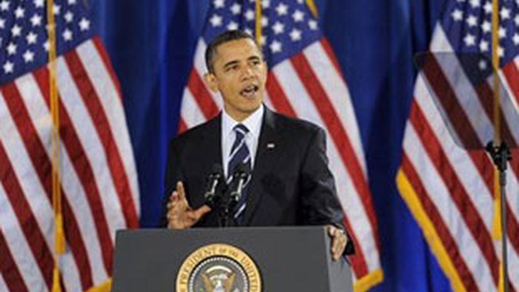 Obama ha tenido que ceder ante los republicanos para sacar adelante el recorte de impuestos. FOTO: EFE / Archivo