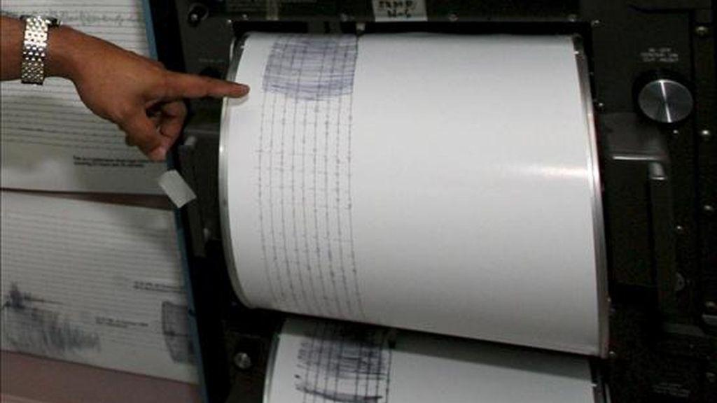 Las regiones del Maule y del Biobío se han visto afectadas en los últimos días por varios temblores de mediana magnitud, entre ellos un sismo de 5,8 grados Richter ocurrido el 29 de junio, otro de 5,6 grados registrado el 1 de julio. EFE/Archivo