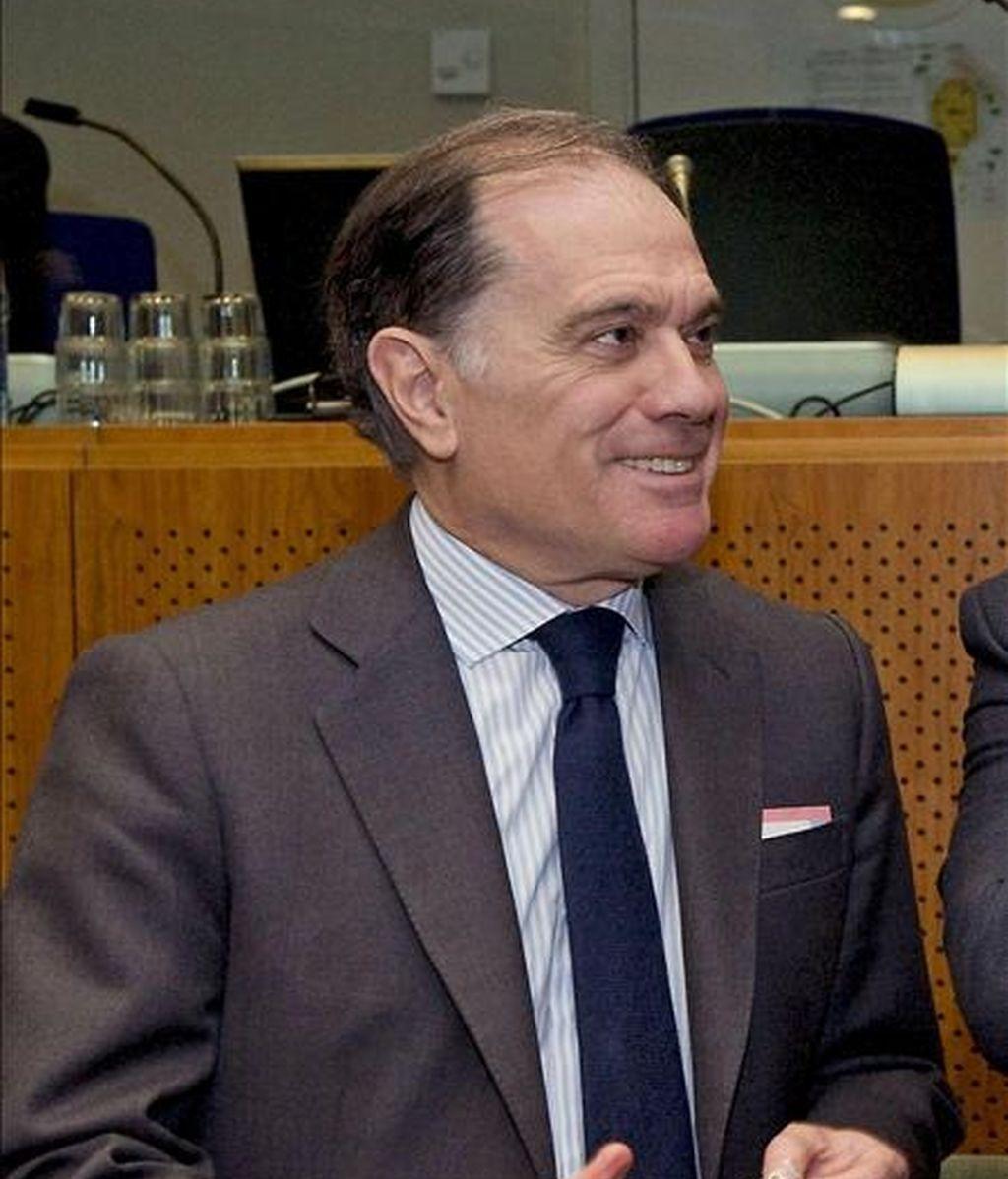 El vicepresidente segundo y consejero de Economía y Empleo de Castilla y León, Tomás Villanueva. EFE/Archivo