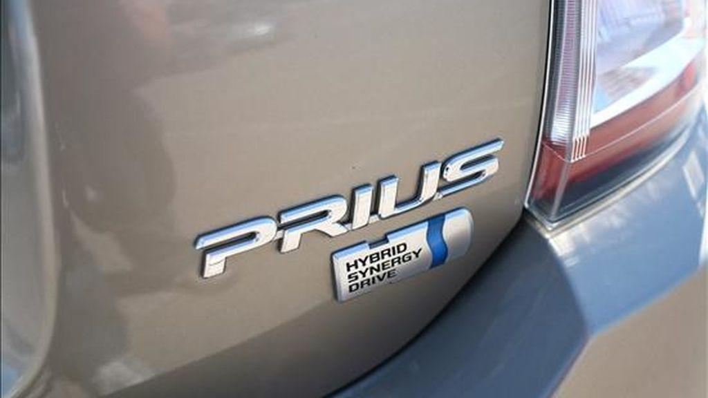 Detalle de un Toyota Prius. Toyota reparará voluntariamente 650.000 Prius en el mundo. EFE/Archivo
