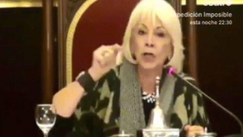 La alcaldesa de Cádiz explota ante las acusaciones de su implicación en el caso Bárcenas
