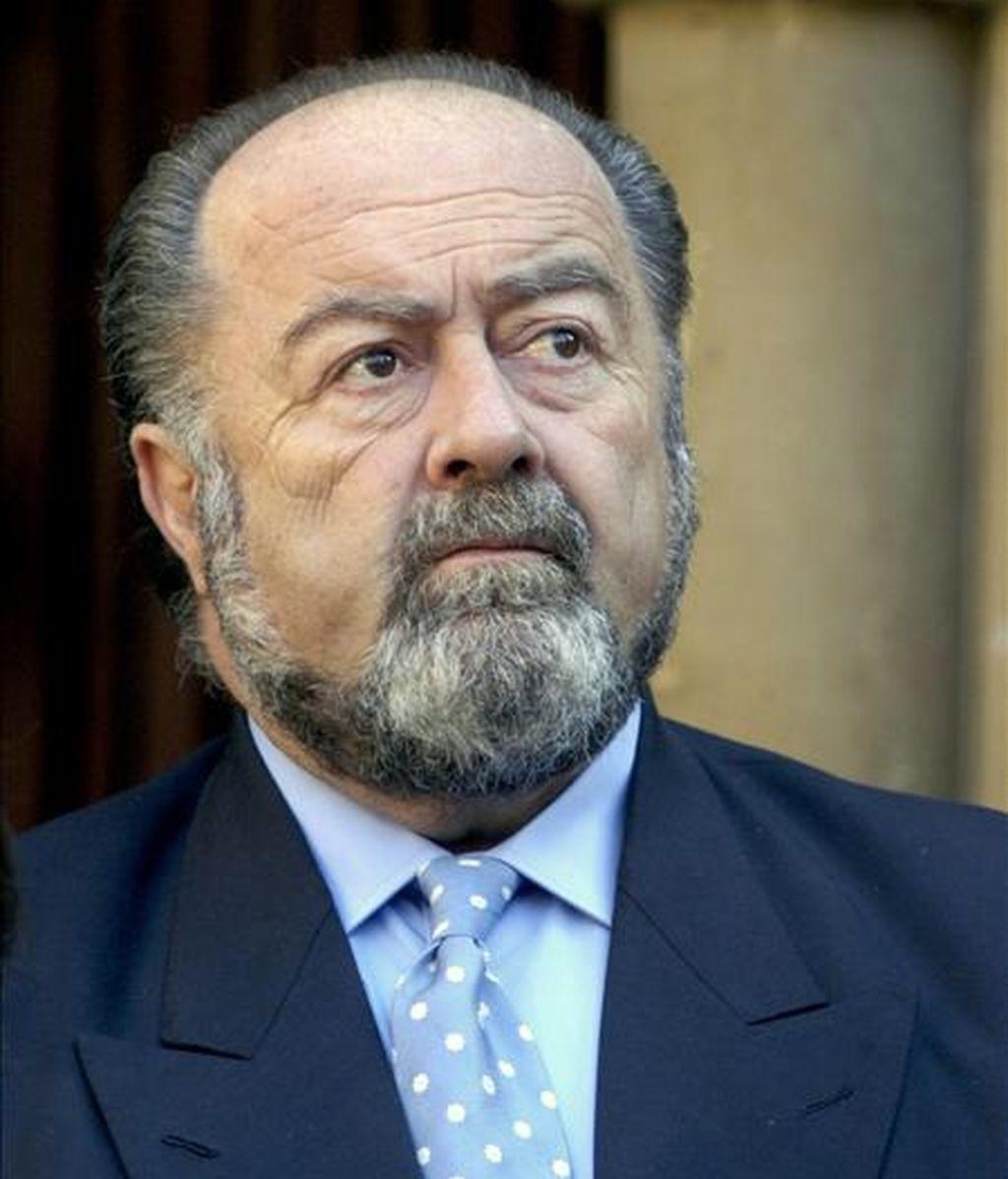 Rodolfo Aínsa, ex senador del PP imputado por el juez Lajusticia en el caso de La Muela. EFE/Archivo