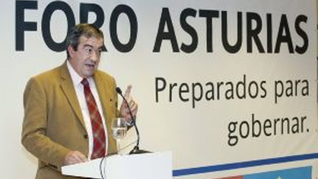 Cascos quiere ganar en Asturias. Foto: EFE.