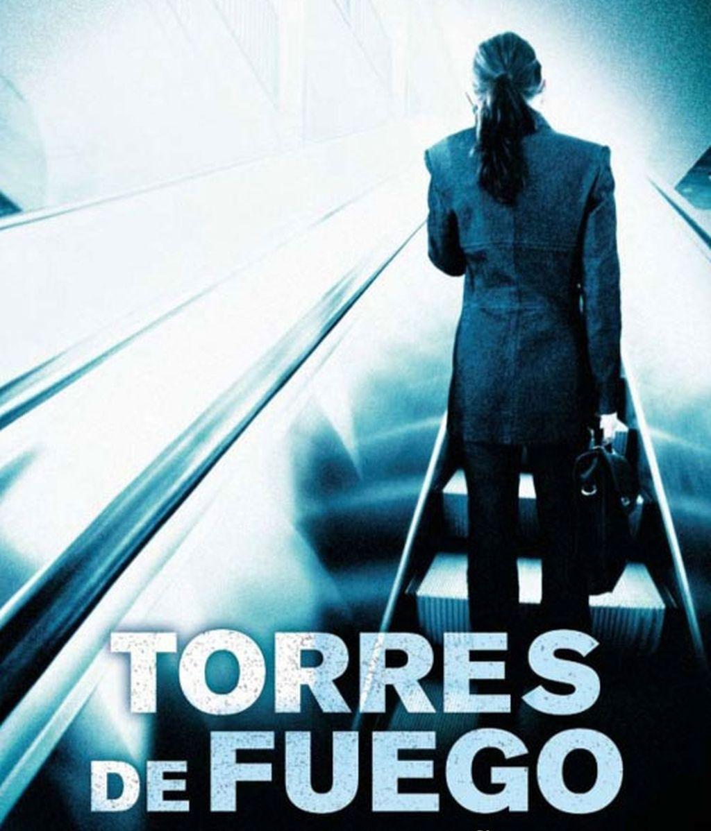 """Torres de Fuego"" es la primera novela de Gabriela Cañas"