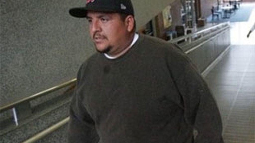 Víctor Pérez se ha convertido en el héroe de la localidad de Fresno (California). Foto: AP