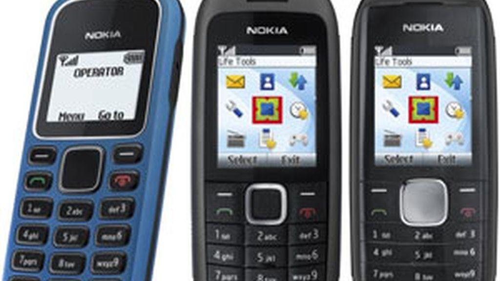 Terminales de gama baja para acercar la telefonía móvil a países emergentes.