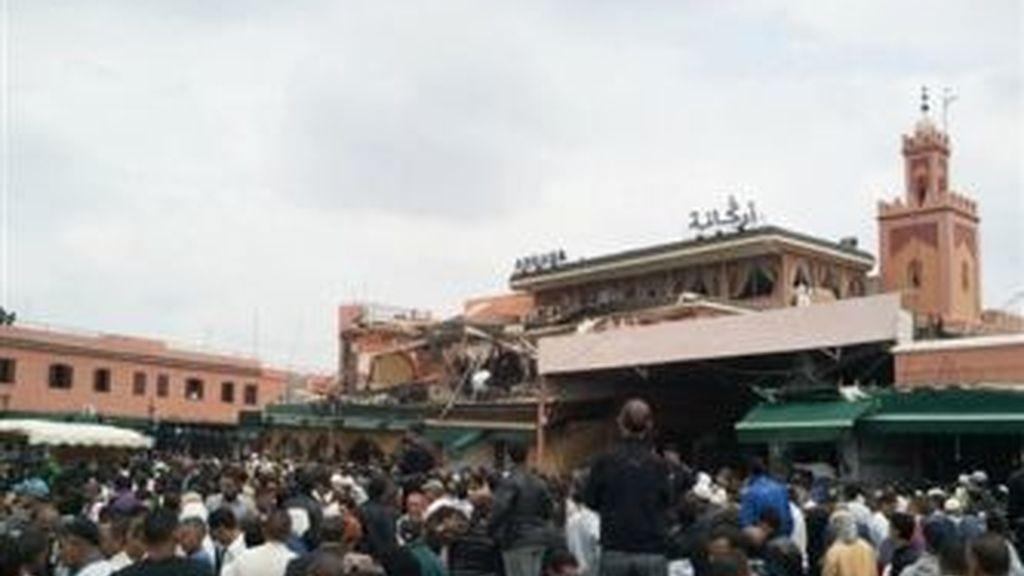 Golpe islamista en el reino alauí. Vídeo: Informativos Telecinco.