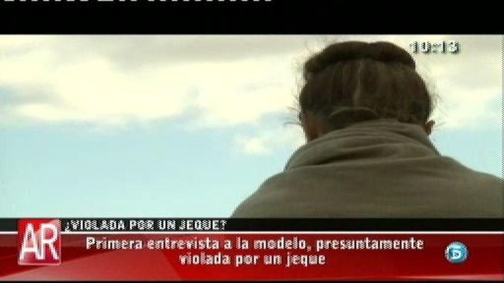 Soraya ha denunciado que fue violada por un jeque en 2008