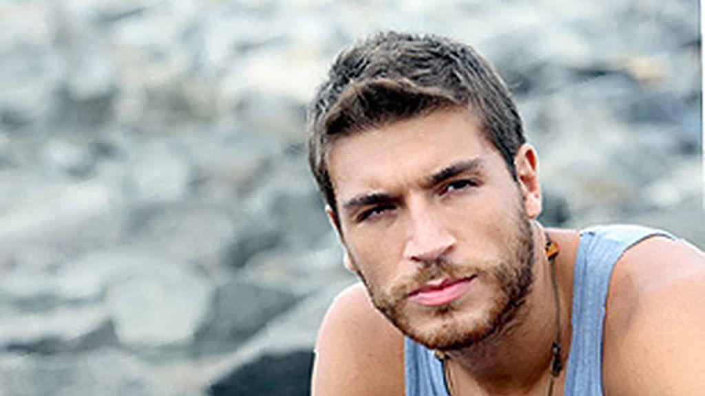 Valerio, el ex de Ricky Martín.