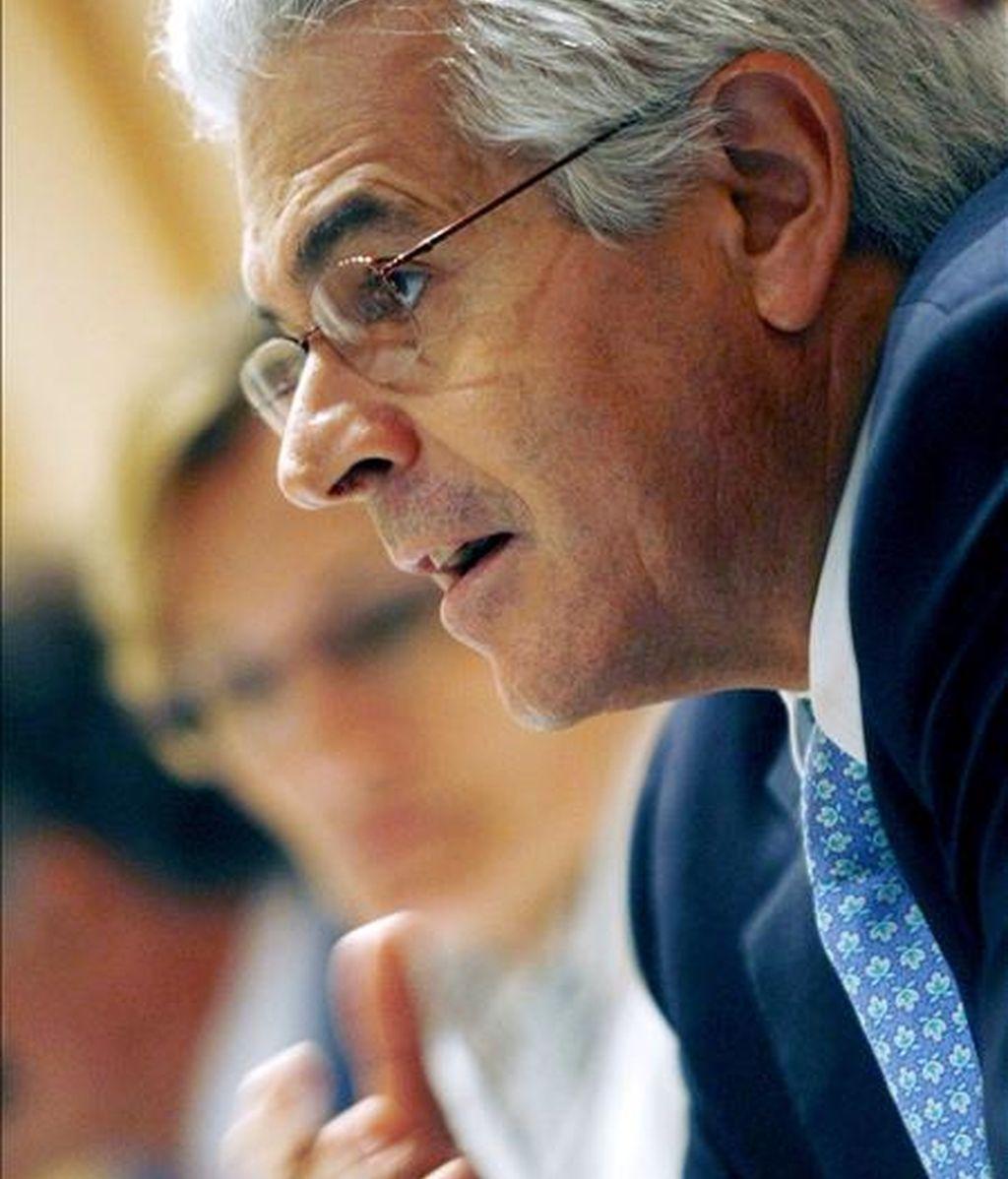 El secretario de Estado de Telecomunicaciones, Francisco Ros Perán. EFE/Archivo