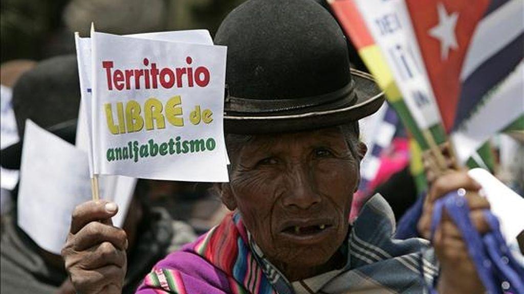La iniciativa responde a la demanda de los gobiernos de la región durante la X Conferencia Regional sobre la Mujer de América Latina y el Caribe realizada en Quito en 2007. EFE/Archivo